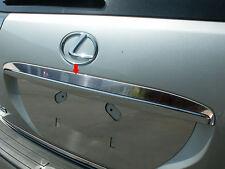 1PC STAINLESS STEEL LICENSE BAR TRIM FITS 2004-2009 LEXUS RX 330 350 400