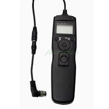 Timer Shutter Release Remote Cord Control for Nikon D3 D200 D300 D700 D2 / D2H