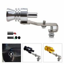 New Car Turbo Sound Whistle Muffler Auto Blow-off Valve Exhaust Pipe Simulator