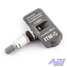1 TPMS Tire Pressure Sensor 315Mhz Metal for 10-15 Acura ZDX