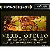 Verdi: Otello -  Audio CD