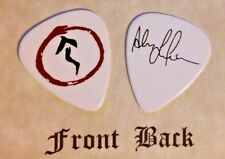 RUSH band Signature ALEX LIFESON Logo snakes arrows guitar pick - Style (w)