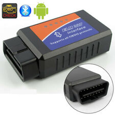Bluetooth ELM327 OBD2 OBDII Car Diagnostic Scanner Code Reader Tool For Android