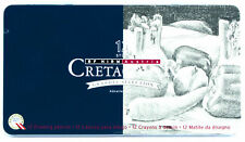 Cretacolor Graphit Selection Drawing Pencils Set 12 Graphite Grades Cedar Casing