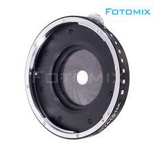 Contax 645 Lens to Nikon F Mount Adapter with Adjust Aperture D5 D500 D810 D7200