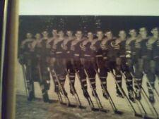 1945-46 Gordie Howe Omaha Knights 1945-46 Team RP Team Photo