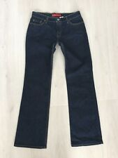 """Levi 518 superlow jeans stretch d'blue US SZ 9 UK SZ 11 (Best fit UK SZ 10) l32"""""""