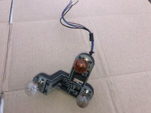02-07 Saab 9-3 Saloon Rear Brake Light bulb holder and Wire Right side