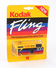 KODAK FLING IN A SEALED BLISTER PACK, ONE-TIME-USE, FOR DISPLAY ONLY/cks/199057