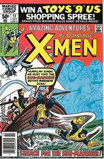 Amazing Adventures Comic Book Vol 2 #11 X-Men, Marvel Comics 1980 VERY FINE-