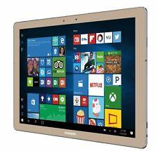 🥰Samsung Galaxy TabPro S SM-W700 256GB, Wi-Fi, 12in Tablet/Laptop (GOLD)
