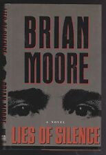 Brian Moore, LIES OF SILENCE, 1st/1st, F/F