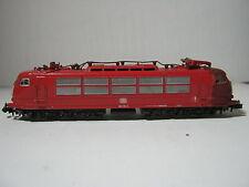 Minitrix N 12933 Elektro Lok BtrNr 103 115-2 DB rot (RG/AT/44S4L12)