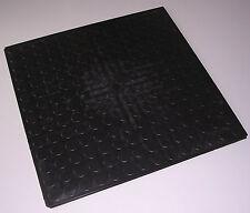 4 St(1qm) Nopflex Revêtement de sol PVC Sols industriels noir