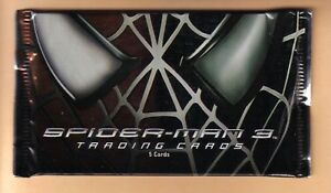2007 Rittenhouse Spider-man 3 Movie Card Pack