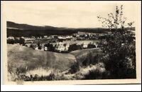Halbstadt Meziměstí Broumova Ceskoslovensko AK 1953 Gesamtansicht See Panorama