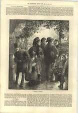 1873 Noël Marketing Turquie saucisses Plum Pudding