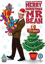 MR BEAN - MERRY CHRISTMAS MR BEAN - DVD - REGION 2 UK