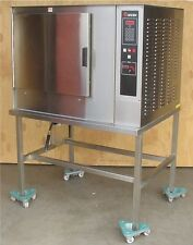 GROEN CC20-E COMMERCIAL ELECTRIC COMBI CONVECTION OVEN STEAMER ON STAND 3ph 408V