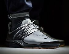 Nike Air Presto Premium Tumbled Grey Granite Size UK 10 EU 45 US 11 100% Genuine
