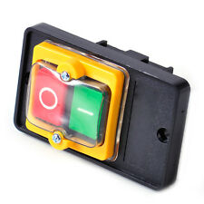 Switch Replace KAO-5 BSP210F-1B AC 220V/380V 10A ON/OFF Water Proof Push Button