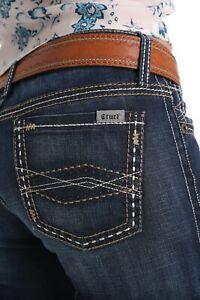Ladies Cruel Girl Abby Slim Boot Cut Jean - Long Leg - Sizes 0 to 19