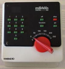 Marklin Märklin 6035 digital Motorola system: Control 80