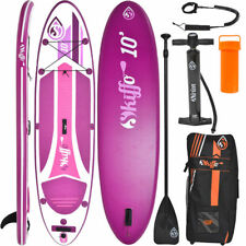SKIFFO XX 10' 2018 PINK STAND UP PADDLE BOARD INFLATABLE PADDEL PUMPE SUP ISUP
