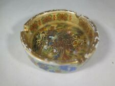 New listing Vintage / Antique Chinese Porcelain Painted Ashtray