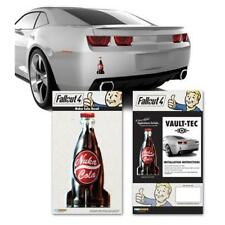 Fallout 4 Nuka Cola Bottle Vinyl Car Wall Decal by FanWraps