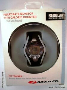 Bowflex Heart Rate Monitor and Calorie Counter 11729