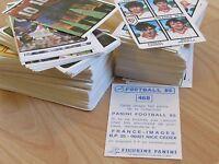 PANINI FOOTBALL 85 - 1985 - Vente à l'unité de stickers originaux neufs