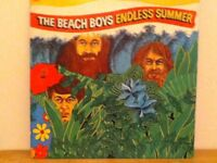 THE  BEACH  BOYS              LP       ENDLESS    SUMMER