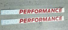 Ford Performance **2 Stück** Autoaufkleber/Sticker