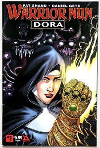 Warrior Nun Dora #1 - Avatar - Pat Shand - Daniel Gete