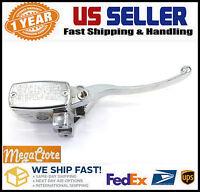 Honda Cb 200 350 360 400 450 500 550 600 Freio Com Cilindro Mestre Embreagem Perch