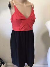 Saba Knee Length Silk Dresses for Women