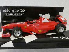 Minichamps 1:43 Eddie Irvine Ferrari F300 V10 # 4 F1 1998 - 430980004
