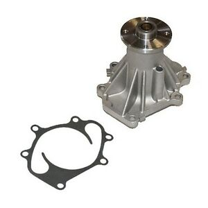 GMB Engine Cooling motor Cooler Water Pump w/ Gasket nEw for Infiniti for Nissan