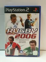 PS2 Rugby Challenge 2006 Inc Manual