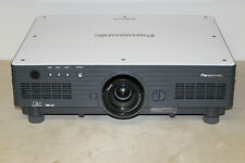 Low Hours Panasonic PT-D5700 Theater/Church/PowerPoint Projector - 6000 Lumens!