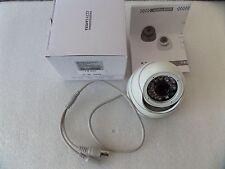 W-HDCVI Color Infrared CCTV Dome Camera 1 Megapixel Outdoor Weatherproof  3.6mm