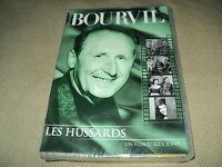 """DVD NEUF """"LES HUSSARDS"""" Bernard BLIER, Louis DE FUNES / Collection Bourvil N°16"""