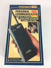 Maxon Personal Communicator Walkie-Talkie Model Pc-50 Vintage 1994 *Brand New*