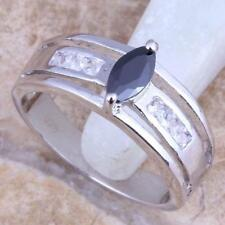 Band Sapphire Fine Rings