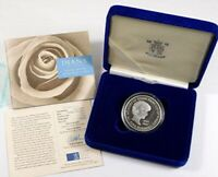 1999 GREAT BRITAIN UK - £5 POUNDS - PRINCESS DIANA MEMORIAM - 1 Oz PROOF SILVER