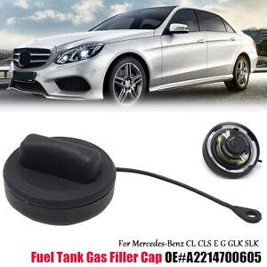 NEW For Mercedes-Benz Fuel Tank Gas Filler Cap C CL CLS E G GLK SLK A2214700605