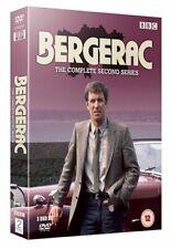 BERGERAC  COMPLETE SERIES 2 DVD Second 2nd Season Two John Nettles