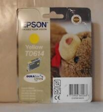 Epson t0614 tinta Yellow stylus d68 d88 dx3800 dx3850 dx4200 dx4250 original