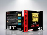 The Legend of Zelda GBA - Cover/case de remplacement ( NO Game )
